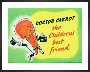 Doctor Carrot - the Children's Best Friend by Anonymous