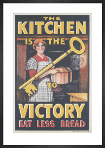 The Kitchen is the Key to Victory by Anonymous