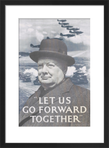 Let Us Go Forward Together by Anonymous