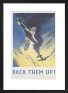 Back Them Up! by Frank Wootton