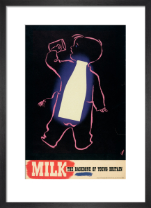 Milk - The Backbone of Young Britain by James Fitton