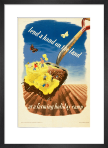 Lend a Hand on the Land by Eileen Evans