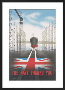 The Navy Thanks You by Pat Keely