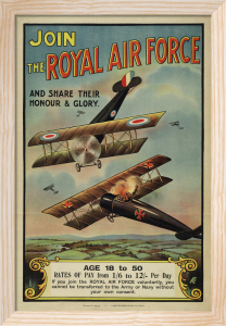 Join the Royal Air Force by F R