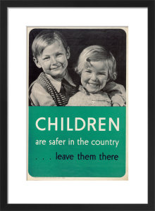 Children are Safer in the Country by Anonymous