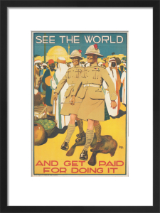 See the World by Alfred Leete