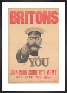 Britons - Join Your Country's Army! by Alfred Leete