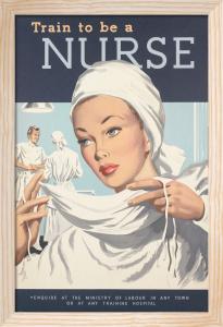 Train to be a Nurse by Rix