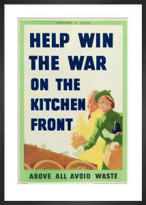 Help Win the War on the Kitchen Front by Anonymous