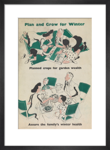 Plan and Grow for Winter by Paul Falconer
