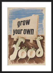 Grow Your Own by Hans Schleger