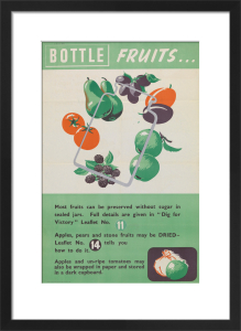 Bottle Fruits by Anonymous