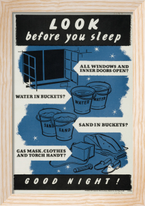 Look Before You Sleep by Anonymous