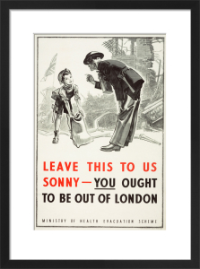 Leave This to Us, Sonny by Dudley S. Cowes