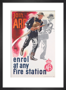 Join ARP - Enrol at any Fire Station by Andrew Johnson