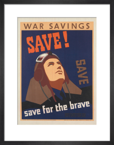 Save! Save for the Brave by Anonymous