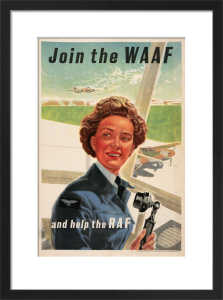 Join the WAAF by Luck