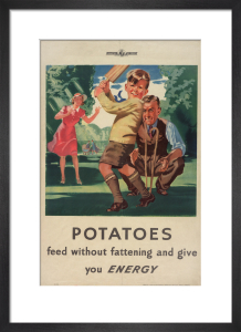 Potatoes - Feed Without Fattening by Anonymous
