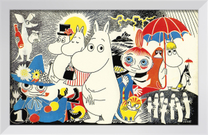 Moomin Characters by Tove Jansson