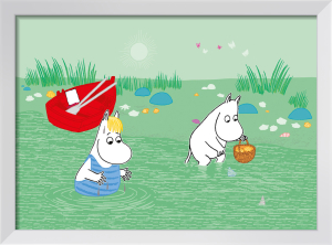 Moomin Boat by Tove Jansson