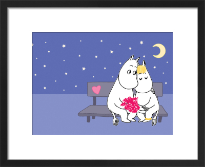 Moomins in Love by Tove Jansson