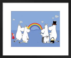 Moomin Rainbow by Tove Jansson
