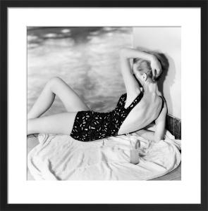 Vogue June 1960 by Claude Virgin