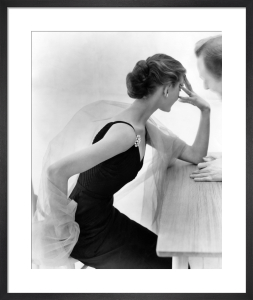 Vogue May 1951 by Don Honeyman
