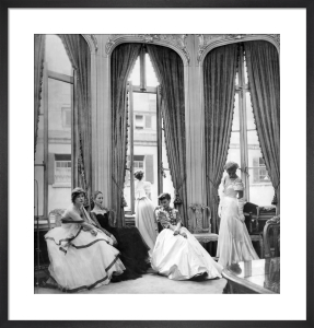 Vogue September 1948 by Cecil Beaton