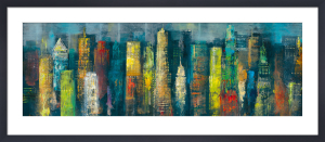 City Towers I by Georges Generali