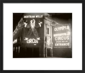 Bertram Mills Circus by Anonymous
