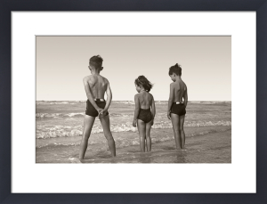 Beach holiday, late '40s by Anonymous