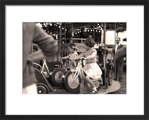 Battersea Fun Fair, July 1952 by Anonymous