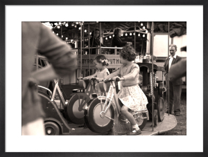 Battersea Fun Fair, July 1952 by Anonymous