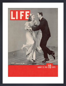 Life Cover - Astaire & Rogers by Time Life