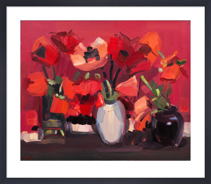 Poppies by James Fullarton