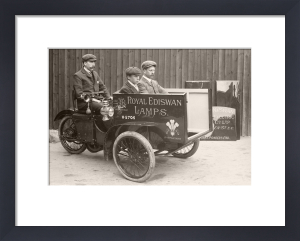Auto-Carriers Tricar c1910 by Anonymous