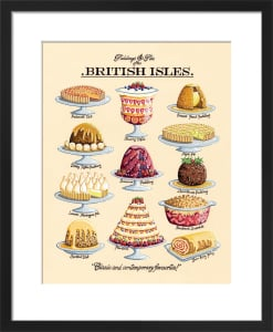 Puddings & Pies by Kelly Hall
