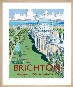Brighton Pavilion by Kelly Hall