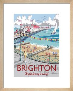 Brighton by Kelly Hall
