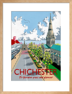 Chichester by Kelly Hall