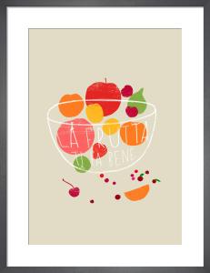 La frutta by Ana Zaja Petrak