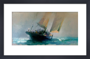 From Sun into Mist by John Harris