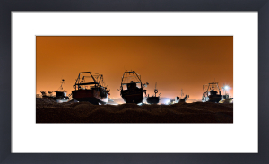 Trawlers by David Purdie