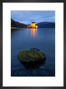 Eilean Donan Castle, Scotland by Doug Chinnery