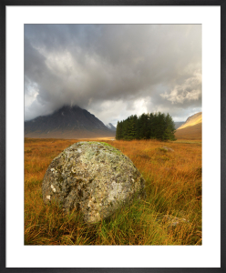 Glencoe, Scotland by Doug Chinnery
