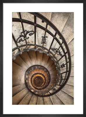 Infinite Spiral by Doug Chinnery