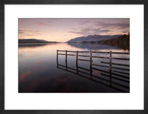 Lakeland Dusk by Doug Chinnery