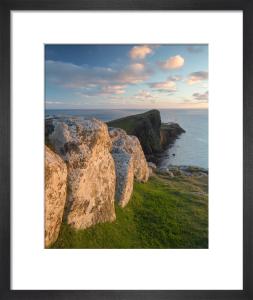 Neist Point Lighthouse, Isle of Skye by Doug Chinnery