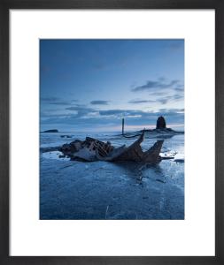 Saltwick Bay, Yorkshire by Doug Chinnery